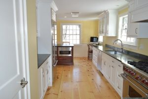 Omnibus Designs, Ardrey Project, New kitchen